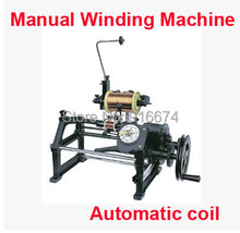 Fast Free shipping NZ-2 Manual Automatic Coil Hand Winding Machine Winder(China)