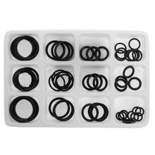 50x Rubber O-Ring Gaskets Assorted Sizes Set Kit For Plumbing Tap Seal Sink Thread New -Y103(China)