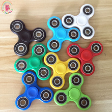 Buy Tri-Spinner Fidget Toy Plastic EDC Hand Spinner Autism ADHD Sensory Fidget Spinners Gifts children adults for $1.46 in AliExpress store