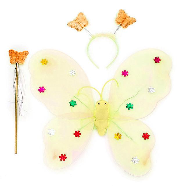Magic Plastic Fairy Wings