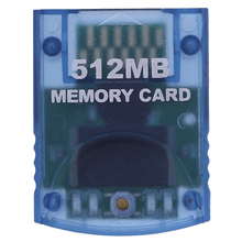 High speed 512MB Memory Card Stick for Nintendo Wii Gamecube NGC Console Video Game(China)