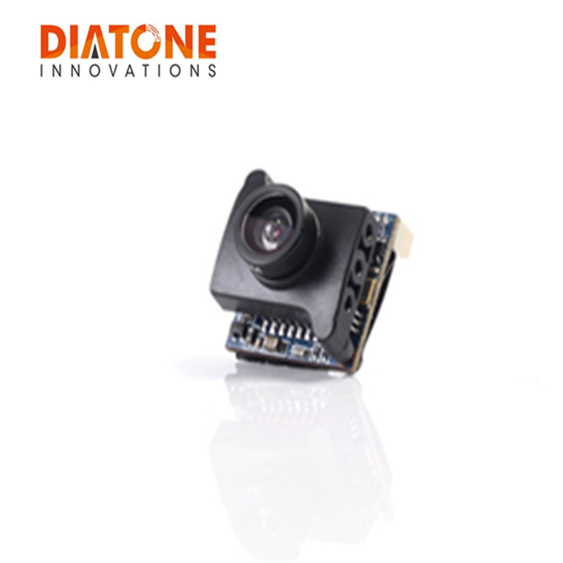 Diatone 2018 GT-R90 GSSCAM G1.Sniper  2.3mm FOV 130 Degree Lens 1/3 Micro 600TVL Camera For RC Models Multicopter 5g<br>