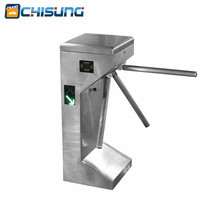 Access control system Factory Price Vertical Semi-automatic Tripod Turnstile Gate(China)