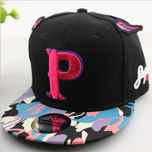 2015 promotion baseball caps children letters hip-hop hat cap flat along the autumn and winter with money girlhood days Casual