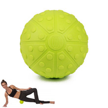 EVA Trigger Point  Massage Ball Lacrosse Ball For Self-myofascial Release Reduced Muscle Tension Leg/Arms/Body Fitness Balls