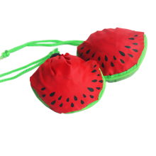 Styles Cute Useful Fruit Watermelon Pitaya Foldable Eco Reusable Shopping Bags 39cm x37cm SH05