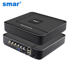 CCTV Mini DVR 4 Channel 1080N Digital Video Recorder 8CH 960H 15FPS Hybrid DVR  H.264 Security Surveillance P2P VGA HDMI Output