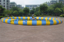 2017 China factorydirect inflatable customed pool Commercial PVC inflatable pool good quality(China)