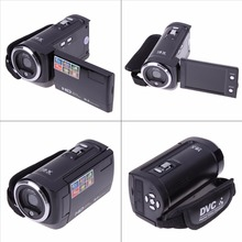 "HD 720P 16MP Digital Camera Video Recorder Camcorder DV DVR 2.7""TFT LCD 16x Zoom US Plug"