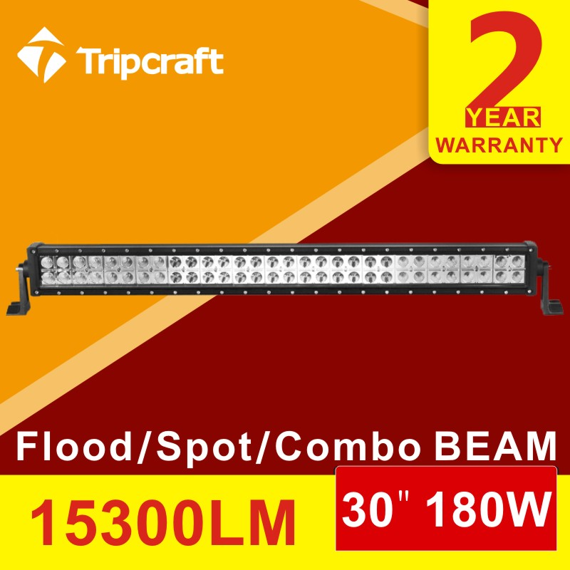 30 Inch 180W LED Light Bar for Work Driving Boat Car  4x4 SUV ATV Off Road Fog Lamp Heavy Duty Spot Flood Combo 12V 24V<br><br>Aliexpress