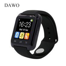 Uwatch Smartwatch Bluetooth Smart Watch For IPhone IOS Android Windows Phone Wear Clock Wearable Device Smartwach(China)