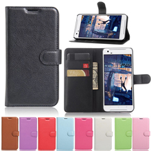 High Quality Luxurious Leather Book Case For HTC Desire 620 620G Desire 820 Mini D820min Wallet Cover Case