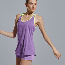 Sports Shirt Women Running Vest Gym Fitness Yoga Tank Top Quick Dry Workout T Shirt Femme Pink Blue Gray Pink Orange Red Purple