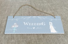 Personalized Outdoor Wedding Reception & Ceremony Decoration Directional Signs wedding sign board romance  SB020H