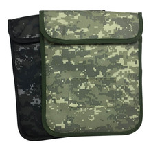Camouflage Anti-Radiation Block 3G Signal and GPS Tracking Bag for Apple iPad and Other Tablet PC for Less Than 10'' Tablet