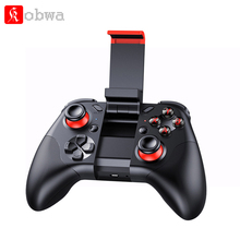 Wireless Bluetooth V 3.0 Gamepads joystick Rechargeable Remote Controller for IPhone IPad Android Smartphones Tablet Smart TV VR