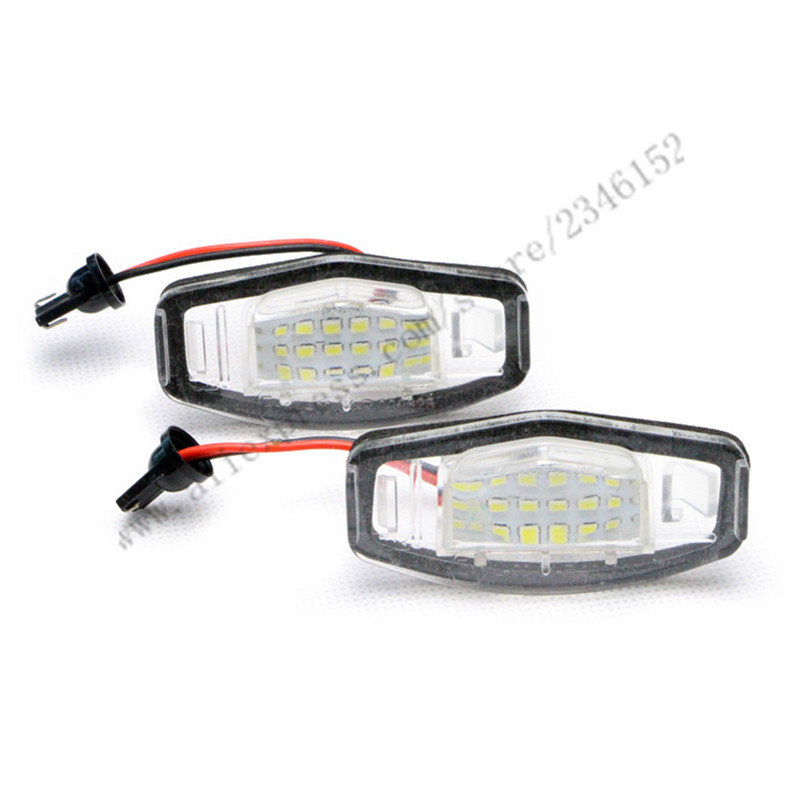 Brand New License plate Lamp for CIVIC LED License plate Lamp for CIVIC 7th 4/5D/3rd City 4D for Legend License Plate Lights<br><br>Aliexpress