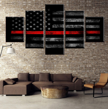New Design Wall Decoration Unframed Painted Wall Art Logo Printed Canvas Oil Painting Modern Home Picture(China)