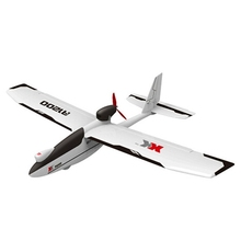 2017 new  XK A1200 4CH 2.4GHz 3D / 6G System 2212 Brushless Motor EPO Foam Fixed-wing RC Airplane Christmas Gift