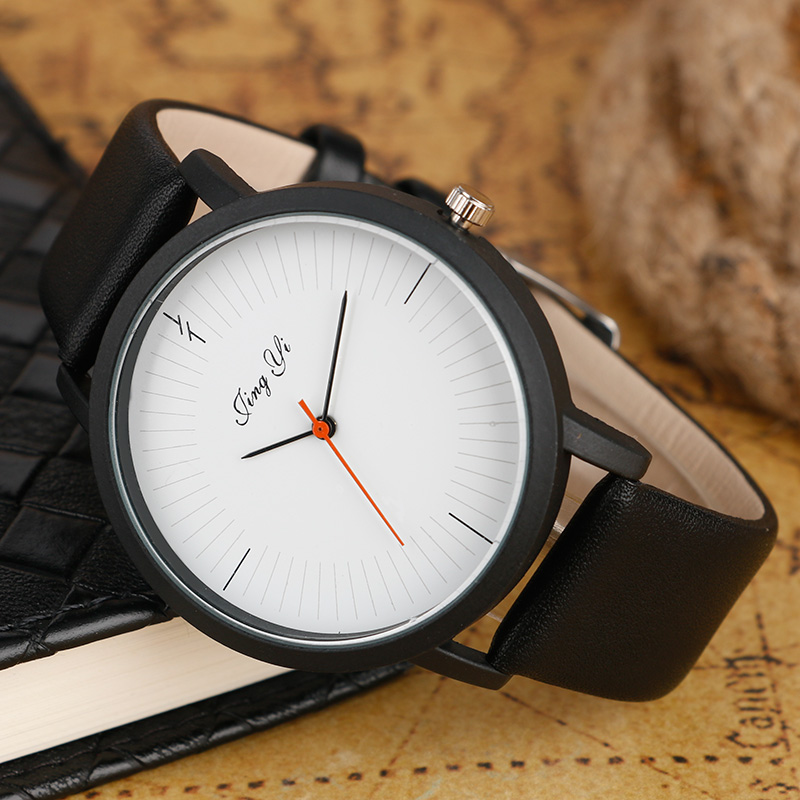 3 Types Sport Watches for Men Women Lover Casual Fashion Simple Wristwatch Leather Strap Minimalist Stylish Modern Reloj Hombre<br><br>Aliexpress