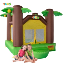 Jungle Mini Bounce House Inflatable Jumper For Babies