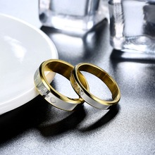 Pair Wedding Rings Set for men and women aliancas de casamento em ouro his and hers love promise ring sets Couples wedding band