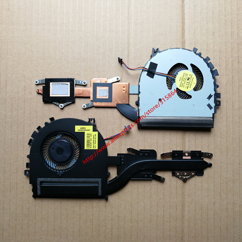 New laptop cpu cooing fan with heatsink for lenovo S41 S41-70 S41-35 S41-75 U41-70 <br>