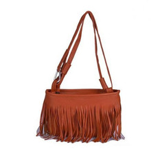Super Deal famous designer bags 2017 Girls 2017 Retro Girls Shoulder Female Bag Tassel Women Fringe Bags Sac pour femme bolsas