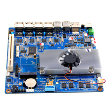 high discount Server 4 Port Mini LAN Card Motherboard with Onboard CPU d2550/4 Ethernet NIC for Network(China)