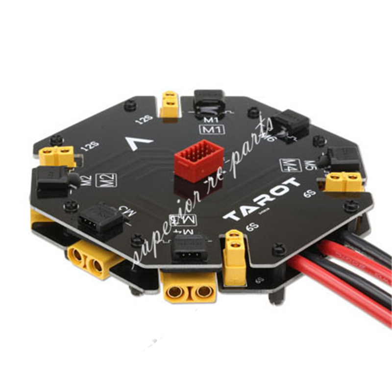 Tarot TL2996 Power Distribution Management Module 12S 480A High Current Distribution Board<br>