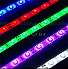 High quality Red Blue Green White Pink Color choose LED 30cm led light cool bar For PC Case(China)