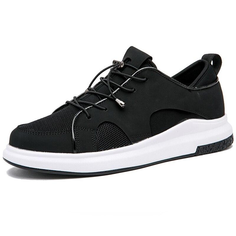 2017 Fashion men casual shoes brand superstar footwear male sport walking shoes black mens trainers shoes zapatillas deportivas<br><br>Aliexpress