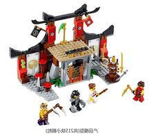 Figures Building Blocks Sets china brand Ninjago, Dojo Showdown (70756) compatible Lego - xyfminifigures Store store