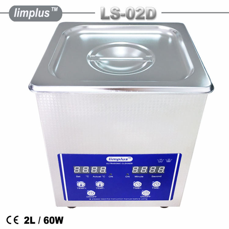 limplus 2liter ultrasonic cleaner x