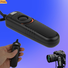 Pixel RC-201 Wired Camera Remote Control Shutter Release For Nikon d3200 d5100 d3300 d300 Canon 700d 1200d 7d sony a65 Pentax