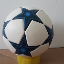 Champions League size 4 Football ball  seamless soccer ball Anti-slip PU Material football Child competition training soccer