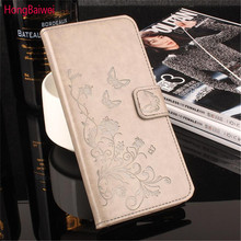 Fundas Phone Cases For Lenovo A5000 Case Flip PU Leather Cover Case For Lenovo A5000/ A 5000 Wallet Coque with Card Holder