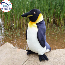 Penguin plush toy stuffed animal toy gift souvenir soft toy lovely design(China)