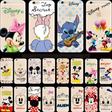 Cheapest Price Pattern Cartoon Character Silicon Phone Shell For Apple iPhone 5 iPhone 5S SE iPhone5S Case Cases Cover Best Hot