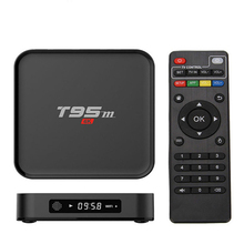 Sunvell T95M 1GB 8GB TV Box Amlogic S905X Quad Core 64Bit Android 5.1 Smart 4K HD Media Player Built in 2.4G WiFi Bluetooth