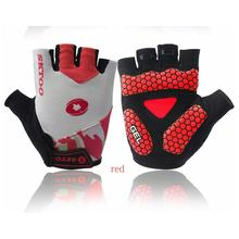 LumiParty Adult Summer Half Finger Gloves Non-slip Breathable Protective Gloves for Cycling Fishing Shooting Hiking(China)