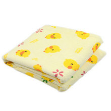 Portable Baby Changing Pad Infant Home Travel Cute Cotton Waterproof Urine Pad Mat Cover Bedding Changing Nappy Cover Pad