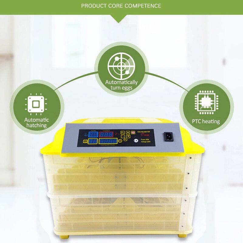 Automatic Egg Incubator China (2)