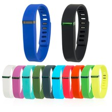 2017 Large And Large Replacement Wrist Band & Clasp For Fitbit Flex Bracelet(China)