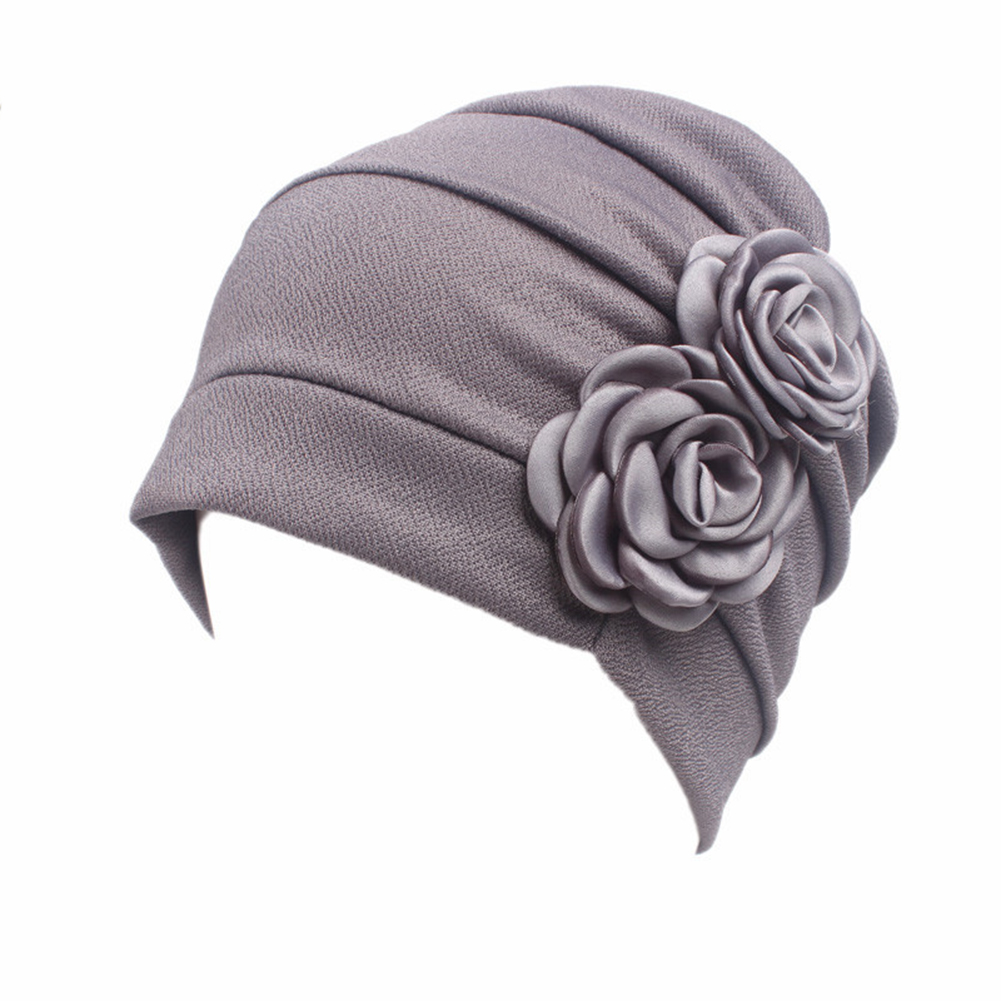 Design Elegant new style side flower stylish turban cap.Brief and generous  design show your outstanding taste.This cap is not only design for muslim  women ... 9c22421af0bf