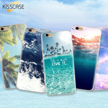 KISSCASE Art Printed Soft Silicon Case For Apple iPhone 5 5S SE Cute Fresh Pattern DIY Customize TPU Gel Cover Coque For iphone5(China)