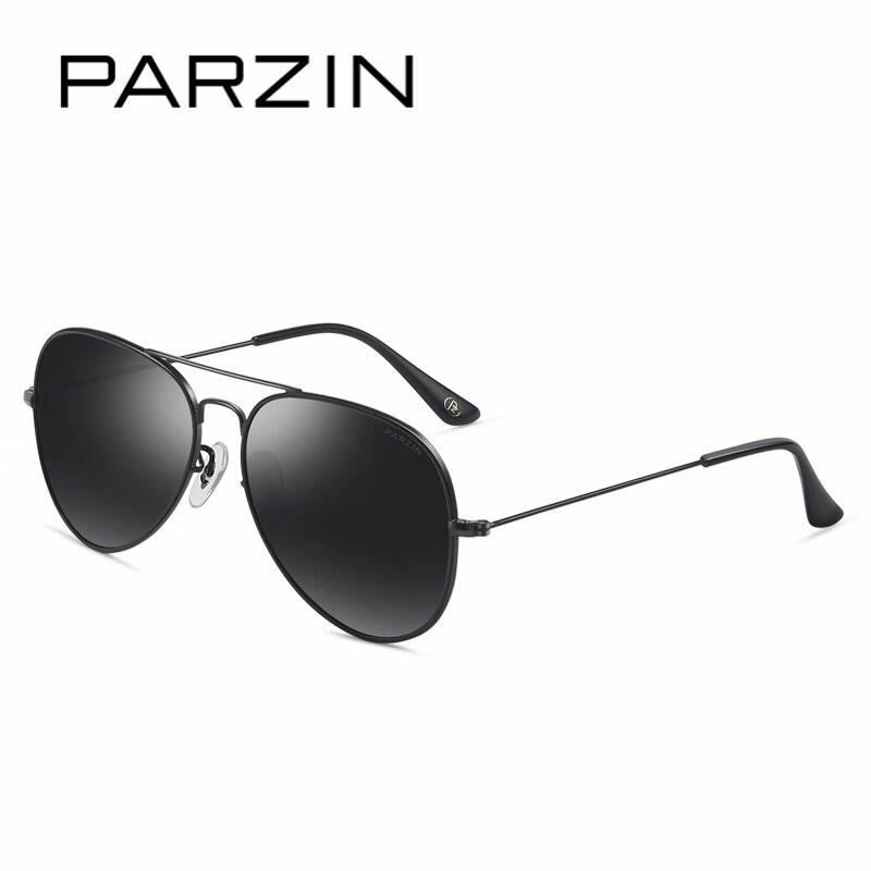 PARZIN Brand Kids Aviator Polarized Sunglasses Children High Quality Real Anti-UV400 Glasses For Cool Baby Pilot Sun Glasses New<br>