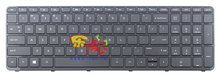 New Replacement FOR HP FOR HP Pavilion 15-e000 15-n000 US English keyboard black laptop paper