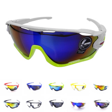 Cycling eyewear UV400 Men women Outdoor Sport MTB Mountain road Bike Bicycle Glasses Motorcycle Sunglasses Fishing Glasses S043A(China)