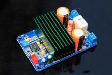 Buy New IRS2092S 250W HIFI Class D Digital Mono Amplifier Board for $22.99 in AliExpress store